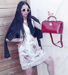 Hanna From HOLLAND - New Chic Bag - Doc. red bag