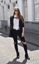 Paulina Kędzierska -  - City look