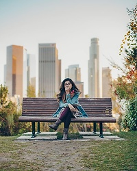 Stephanie Gomez -  - Deep in Thought City Lovin'