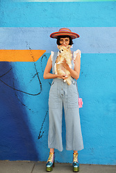 Amy Roiland - Chanel Bag - A gal and her dog //