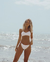 Elin Hansson - Crochet Bikini - Summer Air