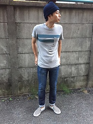 Tsutomu Echizen - Time Is On Knit Hat, Tmt T Shirts, Nudie Jeans, Vans - ?