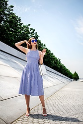 Julia - Shein Dress, Zara Bag, Noweekends Sunnies, Aldo Sandals - Birthday month
