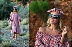 FRAU MORGENSTERN -  - Gingham love