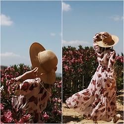 Ola Szymanska - Tova Dress - My fav flower dress