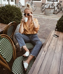 Sophia Molen -  - Coffee Moment