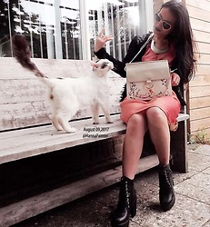 Hanna From HOLLAND - Embroidery Bag 36% Sale Off, Youtube, Facebook, Instagram, Google+ - Embroidery bag cat <3