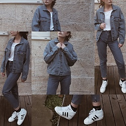 Soif Pour Vogue -  - Double denim
