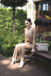 Anna Puzova - Light In The Box Set, Rosegal Sandals, Zaful Shades, Fiorelli Bag - IDEAL END-OF-SUMMER SET FROM LIGHT IN THE BOX