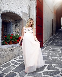 Stylingliebe -  - Romantic Castle Dress