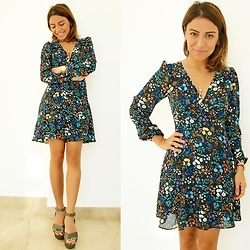 Aylar - Miss Selfridge Dress, Pimkie Shoes - Floral love?