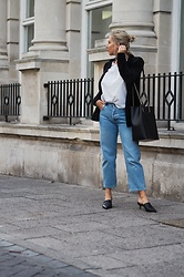 Joanne Christina Lewis - Asos Denim Jeans - The Best High Street Denim Buy This Summer