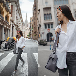 Jenny Tsang -  - Styling Your Favorite Pair of Jeans