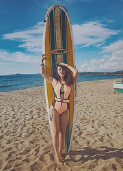 "Phuong Do (PiDi) -  - ""IF IN DOUBT, PADDLE OUT!"""