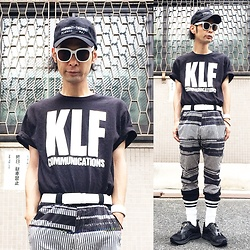 @KiD - (K)Ollaps Ambient Techno, The Klf Kopyright Liberation Front, Shoop Pc Crush Pattern, Puma Hussein Chalayan Disc Blaze, Funk Plus White Bracelet - Japanese Trash189