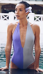 Katya Shay - K Bella Swim One Piece Swimwear - Summer never ends