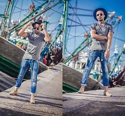 Abdelwahed Alex -  - NEW LOOK 0#12