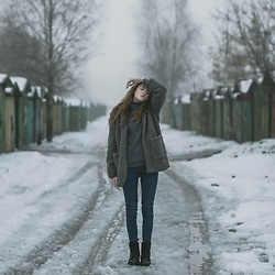 Ruta -  - Winter look