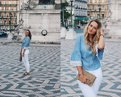 Vivien S. -  - Lisboa Summer Look