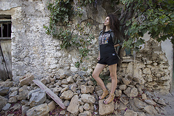 Sara Nena -  - Real heart of cretan villages