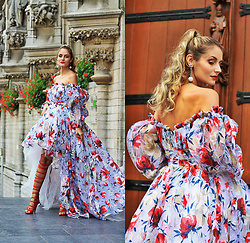 Ruxandra Ioana - Dresswe Dress - Majestic
