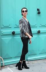 Fanny_pcea - Showroom Privé Jacket, Kaléos Sunglasses - New sunglasses