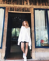 Nga Wendy -  - White Shirt