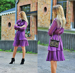 Ruxandra Ioana - Na Kd Dress - NA-KD