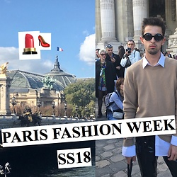 JeanbonBeurre -  - FASHION WEEK LOOKBOOK & L'ORÉAL SHOW | JEANBONBEURRE