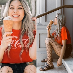 Catherine pham -  - Cola ice cream