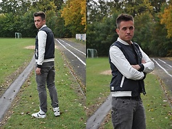 Pawel - Revelation Jacket, G Star Raw Jeans, Hugo Boss Sneakers Orange, G Star Raw Leather Belt - Autumn in my heart
