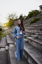 Irina Pascal -  - All denim