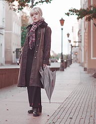 Inevelichka - Vagabond Grace - Haute Couture sort of look