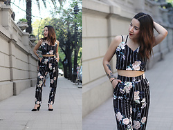 Vivi Valenzuela - Shein She In Co Ord - MATCHY