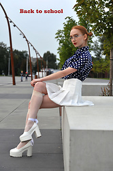 Idabelle -  - School girl