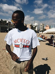 Abdulqadir Abuukar - New Look Mcmxci - Soaking up the Sun ?