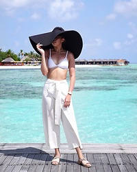 Cindy Karmoko - Shopatvelvet Pants - Maldives