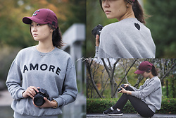 L Z - Coach Men's Cap, Forever 21 Sweatshirt, Under Armour Running Shoes - ❤ photography