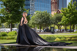 Rulli Torres -  - Black Gown