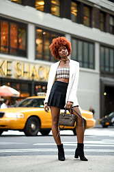 Alicia Nicholls -  - How to Have Killer Street Style