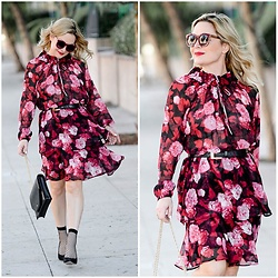 Zia Domic - Na Kd Floral Dress - Fall Florals