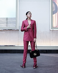 Cindy Karmoko - Gucci Bag, No21 Shoes - Tailor made