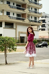Leticia Oliveira - Blog Da Le Skirt - Cute Skirt