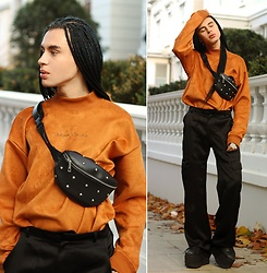 Milex X - Zaful Top, Manzana Bag, Alexander Wang Pants - LOVE AUTUMN