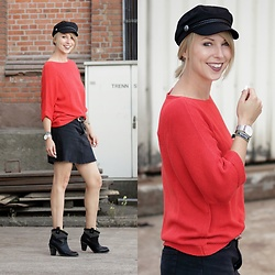 Lavie Deboite -  - Black & Red