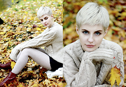 Anastasia Zaprometova -  - Autumn Cozy Sweater