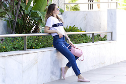 Cosmina M. //mbcos.net - Soorty Jeans, Tommy Hilfiger T Shirt - Soorty Jeans <3
