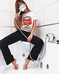 Da Li - Vsi.Svoi T Shirt - Shower ?