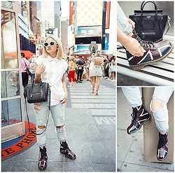 URBAN CREATIVI-TEA - Dr. Martens Boots - Dr Martens | London calling @NYC