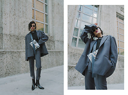 Anni Peng - Yproject, A Cold Wall, Heron Preston - All Business No Casual